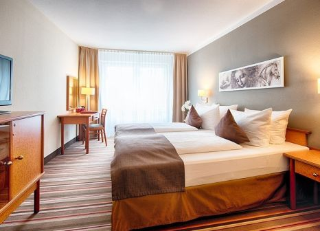 Hotelzimmer mit Kinderbetreuung im Leonardo Hotel Hamburg Airport