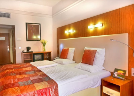 Hotelzimmer mit Animationsprogramm im Ametyst Hotel
