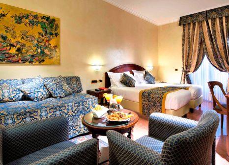 Hotelzimmer mit Whirlpool im Galles
