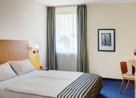 Hotelzimmer mit WLAN im InterCityHotel Stralsund