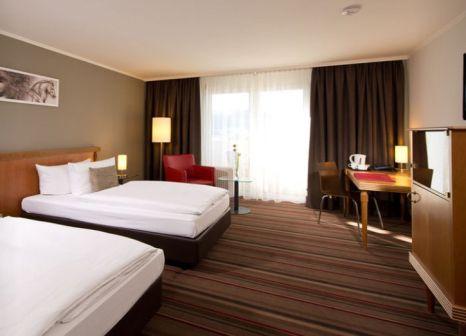 Hotelzimmer mit Restaurant im Leonardo Hotel Heidelberg City Center
