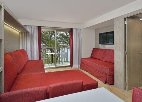 Hotelzimmer mit Tischtennis im Alua Palmanova Bay