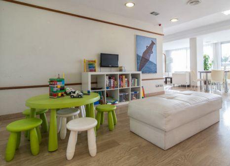 Hotelzimmer mit Golf im Hotel Albahía