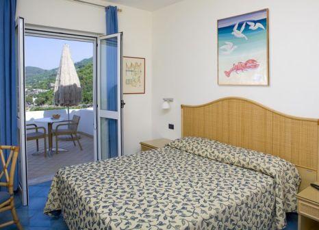 Hotelzimmer mit Mountainbike im Poggio Aragosta