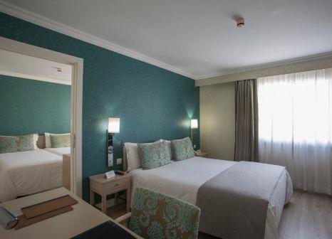 Hotelzimmer mit Tennis im Olissippo Marquês de Sá