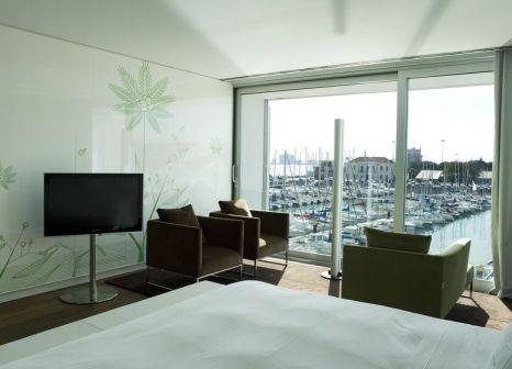Hotelzimmer mit Mountainbike im Altis Belem Hotel & Spa