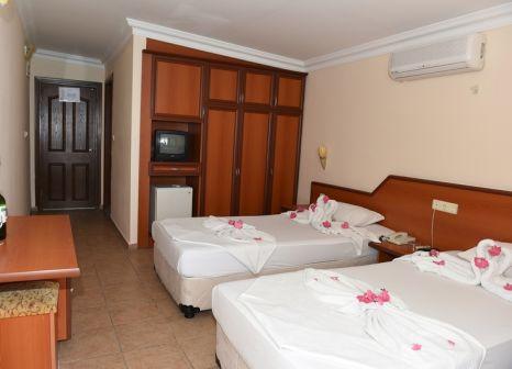 Hotelzimmer mit Mountainbike im Kleopatra Muz Hotel