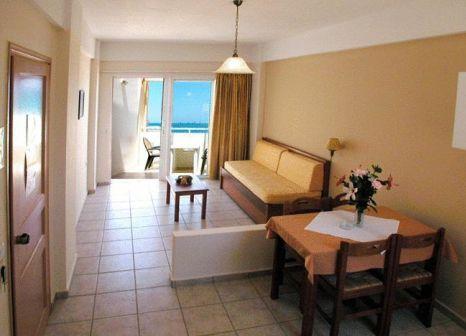 Hotelzimmer mit Tischtennis im Galeana Mare