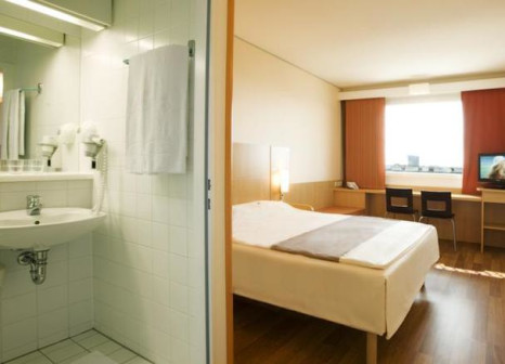 Hotelzimmer mit Restaurant im ibis Wien Mariahilf