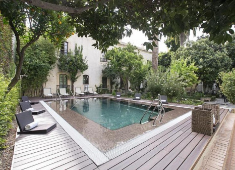 Hotel Hospes Palacio del Bailio in Andalusien - Bild von LMX International
