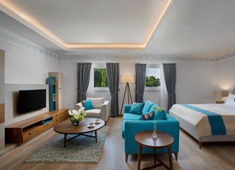 Hotelzimmer mit Volleyball im Innvista Hotels Belek