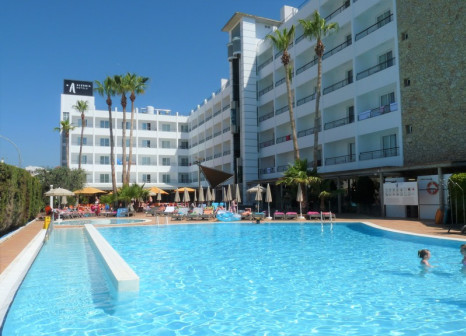 Hotel ALEGRIA Pineda Splash in Costa Barcelona - Bild von LMX International