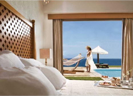 Hotelzimmer mit Golf im Elounda Peninsula All Suite Hotel