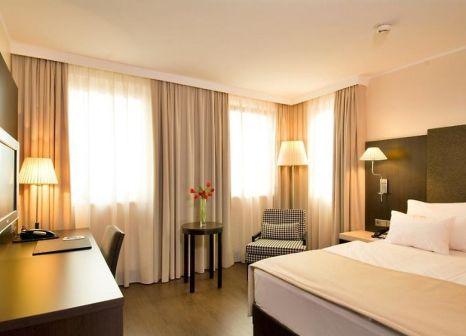 Hotelzimmer mit Animationsprogramm im NH Danube City