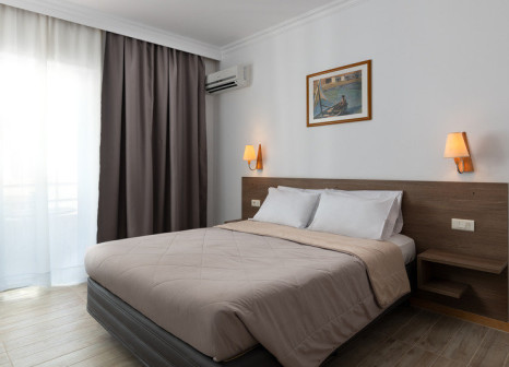 Hotelzimmer mit Volleyball im Virginia Hotel