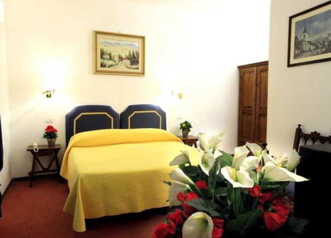 Hotelzimmer mit Klimaanlage im San Giorgio e Olimpic