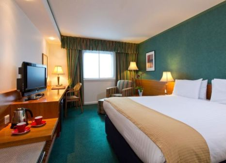 Hotelzimmer mit Aerobic im Leonardo Hotel London Heathrow Airport