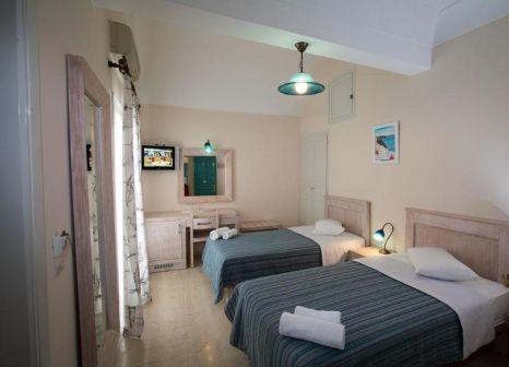 Hotelzimmer mit Sandstrand im Hotel Andreas