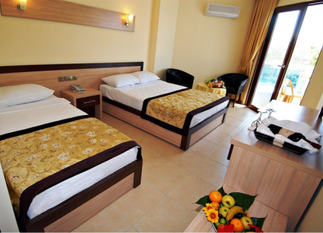 Hotelzimmer mit Volleyball im Caretta Beach