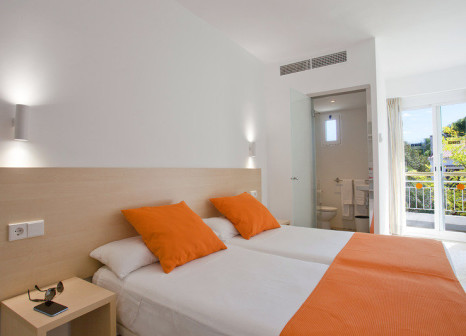 Hotelzimmer mit Mountainbike im Hotel Mix Peru Playa
