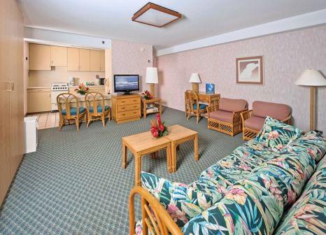 Hotelzimmer mit Sauna im Ilima