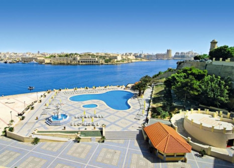 Grand Hotel Excelsior in Malta island - Bild von FTI Touristik