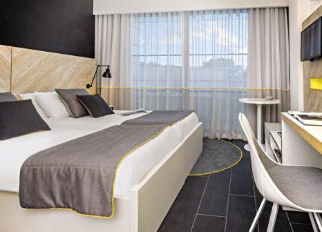 Hotelzimmer mit Tennis im be.HOTEL Malta