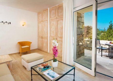Hotelzimmer mit Golf im The Grand Relais of Nuraghi