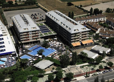 Aqua Hotel Onabrava & Spa in Costa Barcelona - Bild von FTI Touristik