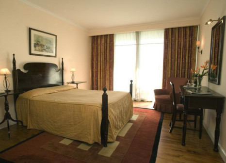 Hotelzimmer mit Tennis im Quinta Perestrello Heritage House