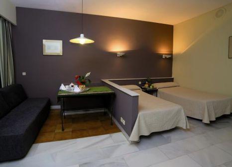 Hotelzimmer mit Tennis im Hotel PYR Marbella