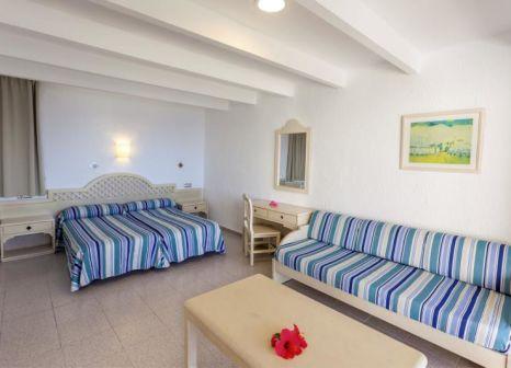 Hotelzimmer mit Volleyball im Sun Club Eldorado