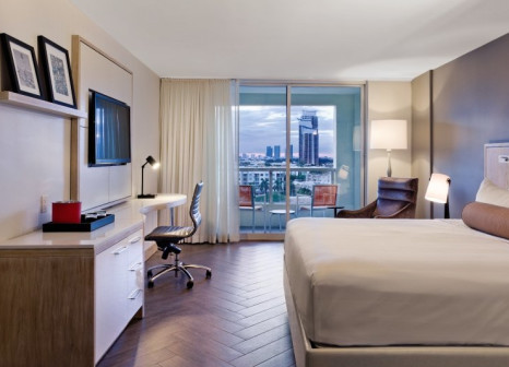 Hotelzimmer mit Golf im Marriott Stanton South Beach