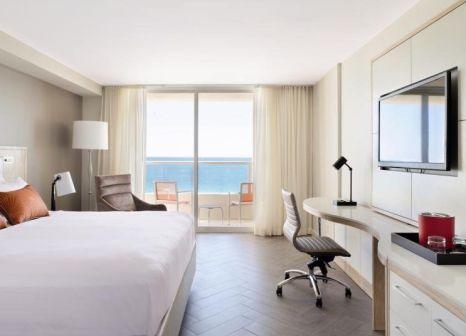 Hotelzimmer mit Fitness im Marriott Stanton South Beach