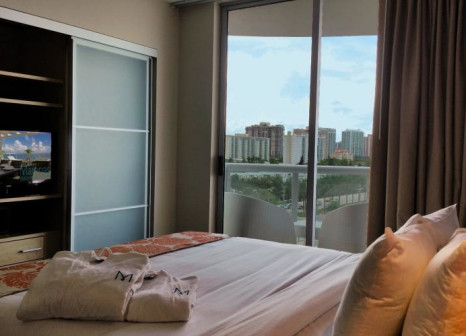 Hotelzimmer mit Fitness im Marenas Resort