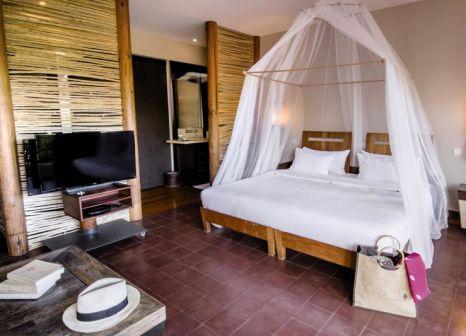 Hotelzimmer mit Golf im Le Cap Est Lagoon Resort