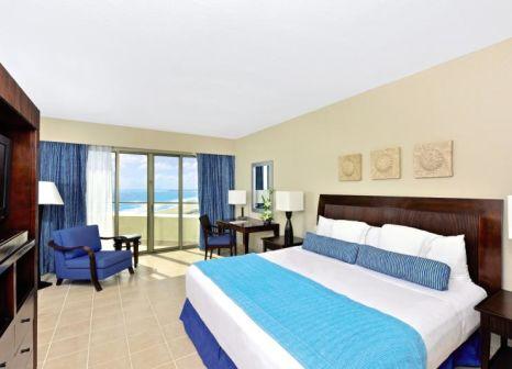 Hotelzimmer mit Volleyball im Iberostar Selection Cancún