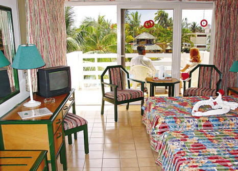 Hotelzimmer mit Volleyball im Gran Caribe Villa Tortuga