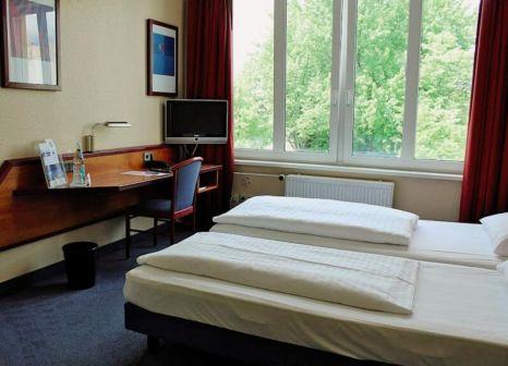 Hotelzimmer mit WLAN im Amber Econtel Berlin Charlottenburg