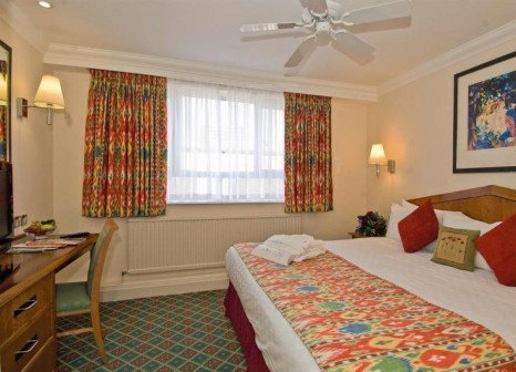 Hotel Thistle City Barbican in London & Umgebung - Bild von FTI Touristik