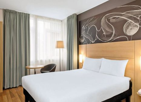 Hotelzimmer mit Klimaanlage im ibis Edinburgh Centre South Bridge - Royal Mile Hotel