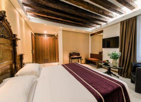 Hotelzimmer mit Klimaanlage im Casa Nicolò Priuli