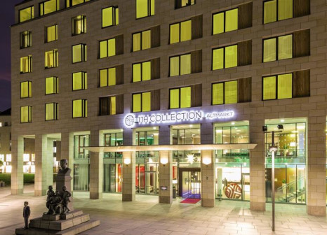 Hotel NH Collection Dresden Altmarkt günstig bei weg.de buchen - Bild von FTI Touristik