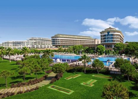 Hotel Voyage Belek Golf & Spa in Türkische Riviera - Bild von FTI Touristik