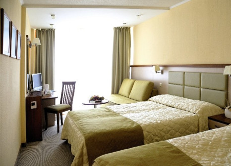 Hotelzimmer mit Volleyball im Kaliakra