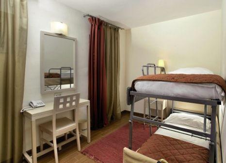 Hotelzimmer mit Mountainbike im Solaris Villas Kornati