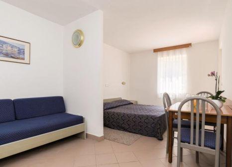 Hotelzimmer mit Mountainbike im Apartments Polynesia Plava Laguna