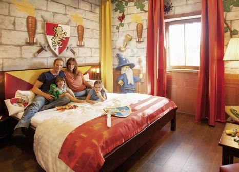 Hotelzimmer mit Kinderbetreuung im LEGOLAND® Ritterburg & Königsburg & Drachenburg