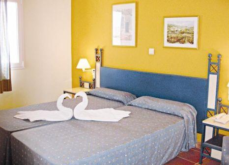 Hotelzimmer mit Golf im Hotel Morasol Atlántico