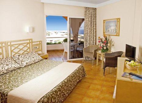 Hotelzimmer mit Volleyball im Puerto Palace